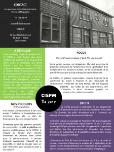 CISPM la lettre T4 2019