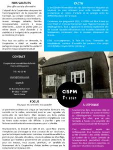 Lettre Trimestrielle CISPM T1 2021 vf